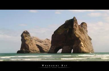 Wharariki Bay by Metalstorm