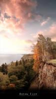 Ontika Cliff by Metalstorm