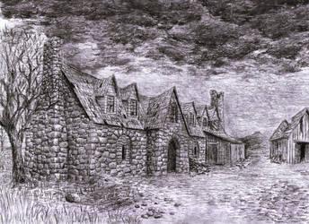 Forsaken Inn by MatejCadil