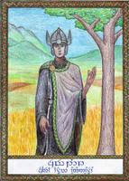 Cemendur of Gondor by MatejCadil