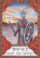 Romendacil I of Gondor by MatejCadil