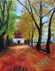 Svata Hora by MatejCadil