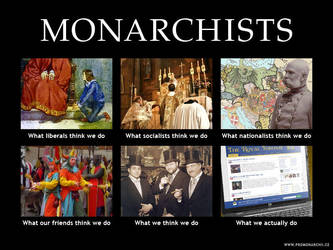 Meme - Monarchists by MatejCadil