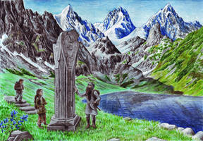 Durin's Stone by MatejCadil