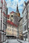 Church of Saint Giles by MatejCadil