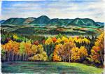 Autumn at Vrani Hory by MatejCadil