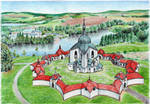 Pilgrimage Church of Saint John of Nepomuk by MatejCadil