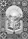 Ex Libris by MatejCadil