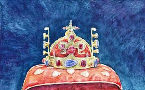 Crown of Saint Wenceslas by MatejCadil