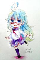 Commission by FujiwaraHana