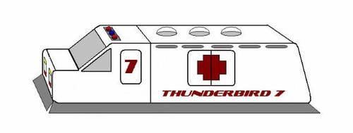 Thunderbird 7 by Tikatu