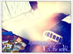 A postcard give you a piece of the world (part 3) by Roselyna