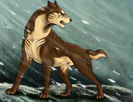 GNG - Riki by swiftywolf