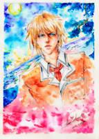 Yuzuki by MoonSelena
