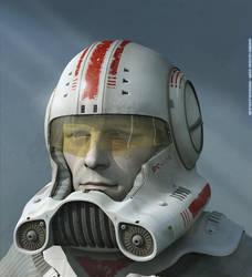 Commander Pirx by bazze