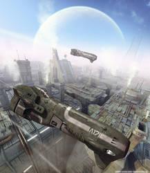 Alpha Centauri by bazze