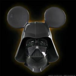 Darth Disney by bazze