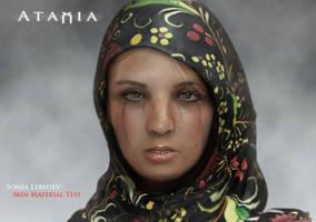 Sonia Lebedev Alive by InkVeil-Matter