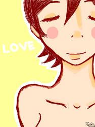 Original - LOVE by anime-manga-fan