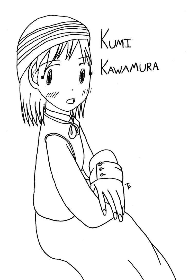 Kumi Kawamura by anime-manga-fan