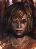 Heather Mason: Study No.3 by vee209