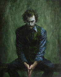 The Joker by vee209