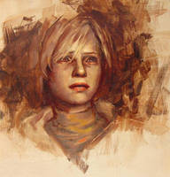 Heather Mason: A Study by vee209