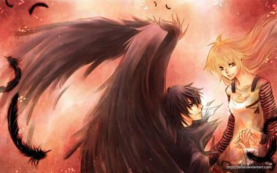 :: Dark Angel :: by zefiar