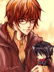 HP :: Heart to you by zefiar