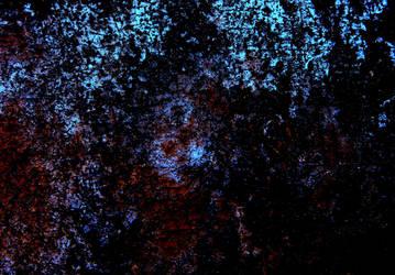 Night Black Rust Texture by RavenMaddArtwork