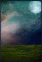 Starry Sky Stock Background by RavenMaddArtwork