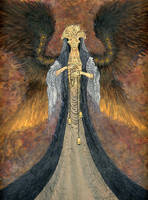 Angel of Death by Cyber-Ghost