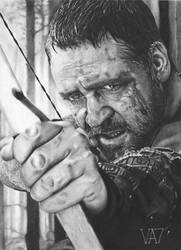 Russell Crowe by VA7