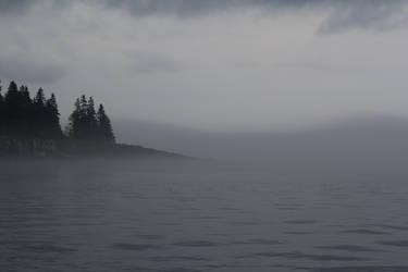 Foggy Horizon by Popstudios