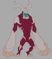 Hypothetical Demon by Dwelleth