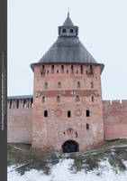 Fort Tower I by WDH-Stock