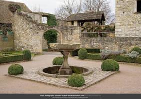 Castle Garden I by WDH-Stock