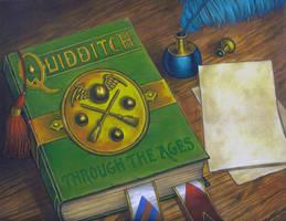Quidditch. by tonyszczudlo