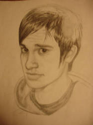 Brendon Urie by aiden-ivanov