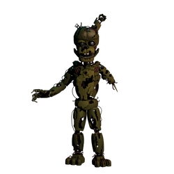 (FNAF C4D) William Afton by Endyarts by MoisoGS