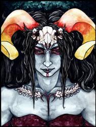 Handmaid Megido by LurkingSpork