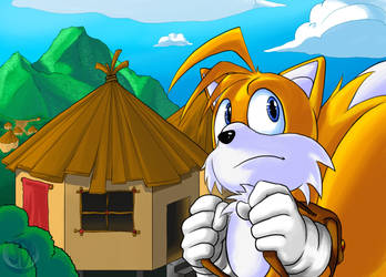 Tail's Adventure by Legend20x