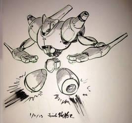JP robot by Legend20x