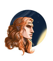 Maedhros by Elseneur