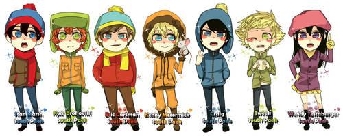 South Park 8 by sujk0823