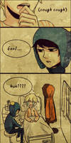 South Park : love triangle by sujk0823