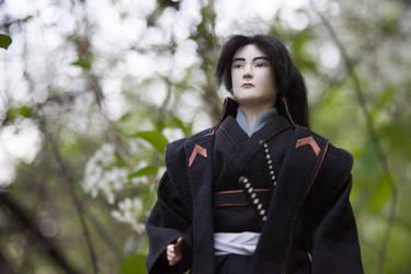 Sozaburo art doll (from Taboo/Gohattou movie) by prettyfuzzy