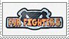 Fur Fighters stamp by AnnatheWolf