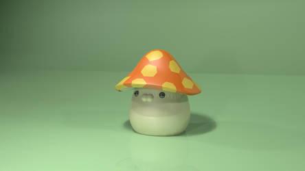 Mushroom by LZI0626