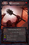 Card art: Mindmace by BATTLEFAIRIES